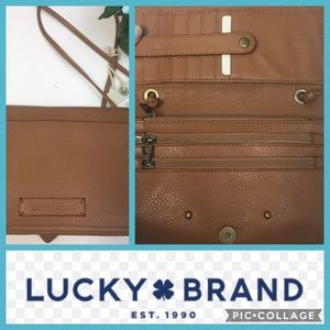 Reduced‼️☘️🍀Lucky Brand Liza Wallet Purse